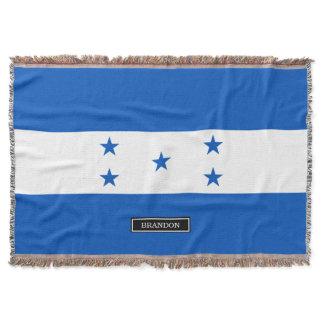 Flag of Honduras Throw