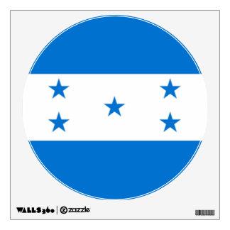 Flag of Honduras Room Stickers
