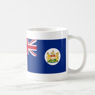 Flag of Hong Kong 英屬香港 (1959 – 1997) Coffee Mug