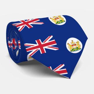 Flag of Hong Kong 英屬香港 (1959 – 1997) Neck Tie