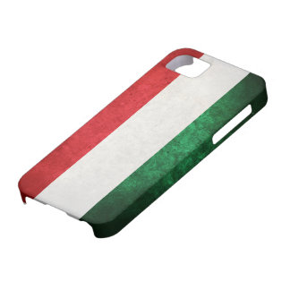 Flag of Hungary iPhone SE/5/5s Case