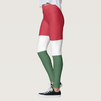 Flag of Hungary Leggings