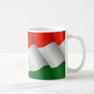 Flag of Hungary mug
