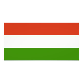 Flag of Hungary Photo Art