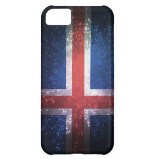 Flag of Iceland Case For iPhone 5C