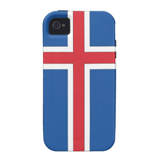 Flag of Iceland iPhone 4/4S Covers