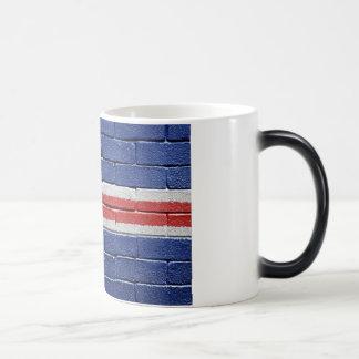Flag of Iceland Magic Mug