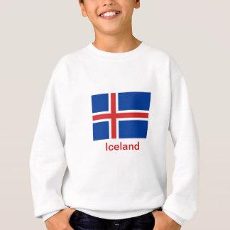 Flag of Iceland Sweatshirt