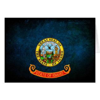 Flag of Idaho Card