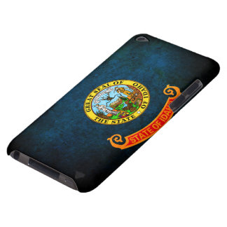 Flag of Idaho Barely There iPod Covers