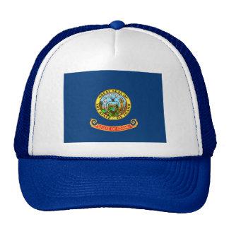 Flag of Idaho Trucker Hat