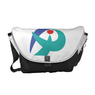 Flag of Iga, Mie, Japan Messenger Bag
