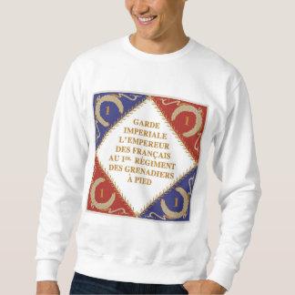 flag of Imperial Guard Sweatshirt