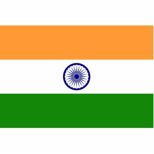 Flag Of India Acrylic Cut Out Zazzle