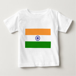 Flag of India Baby T-Shirt