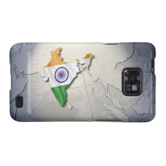 Flag of India Samsung Galaxy S2 Cover
