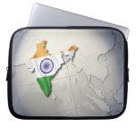 Flag of India Laptop Sleeves