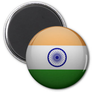 Flag of India Magnet