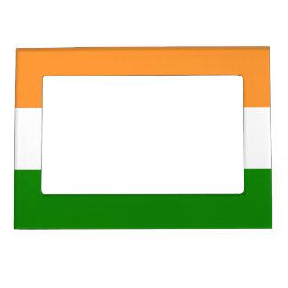 Flag of India Magnetic Photo Frame