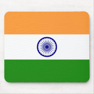Flag of India Mouse Pad