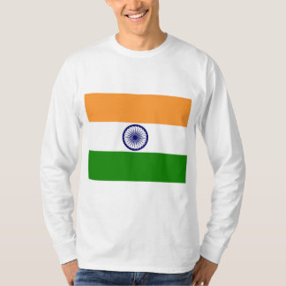 Flag of India on T-shirts, Hoodies, Apparel T-shirt