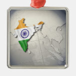 Flag of India Ornament