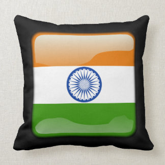 Flag of India Pillow