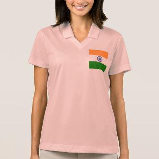 Flag of India Polo Shirt