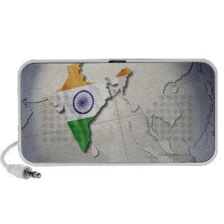 Flag of India PC Speakers