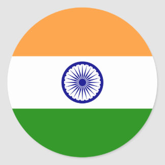 Flag of India Stickers