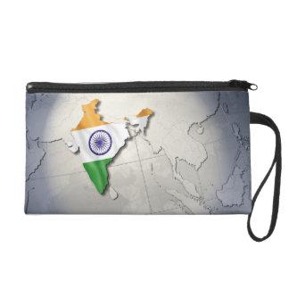 Flag of India Wristlet