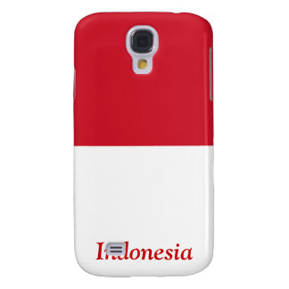 Flag of Indonesia Samsung Galaxy S4 Cover