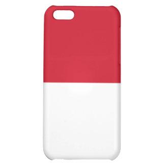 Flag of Indonesia iPhone 5C Cases