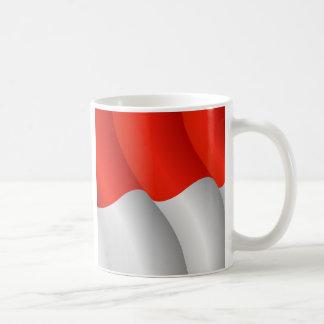 Flag of Indonesia mug