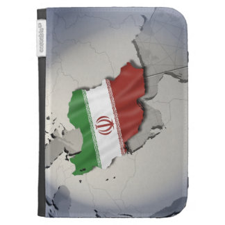 Flag of Iran Cases For The Kindle
