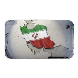 Flag of Iran iPhone 3 Cover