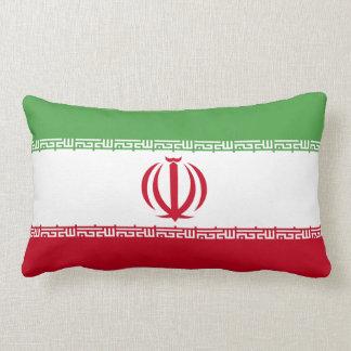 Flag of Iran Lumbar Pillow