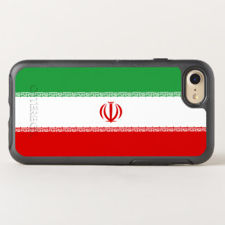Flag of Iran OtterBox iPhone Case