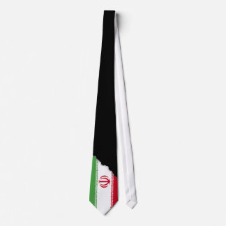 Flag of Iran Tie