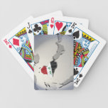 Flag of Iraq Bicycle Poker Cards