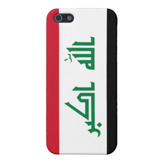 Flag of Iraq Case For iPhone SE/5/5s