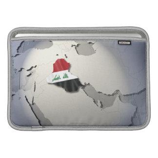 Flag of Iraq MacBook Sleeve