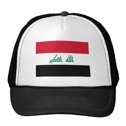 Flag of Iraq Trucker Hat