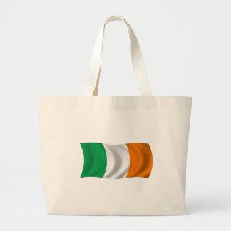 Flag of Ireland Canvas Bag
