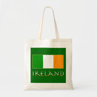 Flag of Ireland Tote Bags
