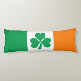 Flag of Ireland Body Pillow
