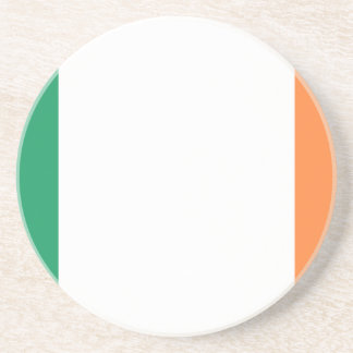Flag of Ireland (bratach na hÉireann) Coaster