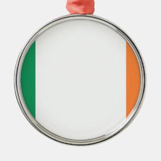 Flag of Ireland (bratach na hÉireann) Metal Ornament