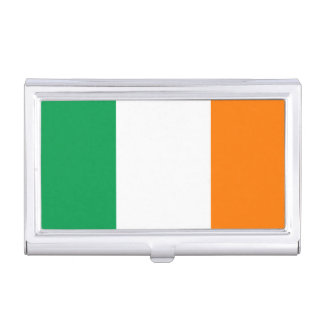 Flag of Ireland Business Card Holder