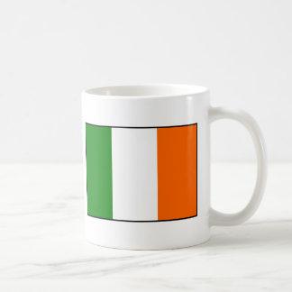 Flag of Ireland Classic White Coffee Mug
